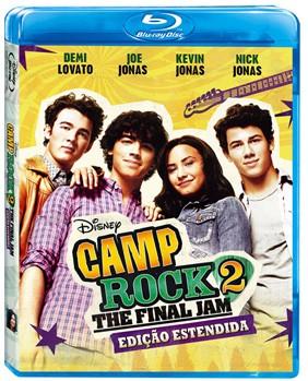 Camp Rock 2: The Final Jam - Edição Estendida - BLU RAY