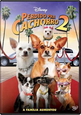 Perdido Pra Cachorro 2 - DVD