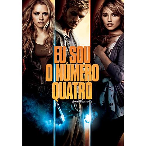 Eu Sou o Número Quatro - DVD