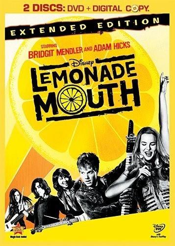 Lemonade Mouth - Uma Banda Diferente - DVD DUPLO