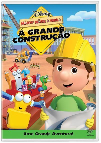 Manny Mãos à Obra: A Grande Construção