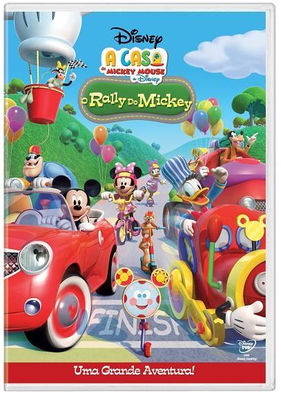 A Casa do Mickey Mouse da Disney: O Rally do Mickey