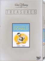 Walt Disney Treasures: Cronologia do Donald