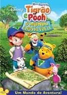 meus Amigos Tigrão e Pooh : O Mundo à Nossa Volta - DVD