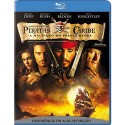Piratas do Caribe - A Maldição do Pérola Negra - BLU RAY