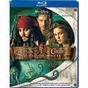Piratas do Caribe - O Baú da Morte - BLU RAY